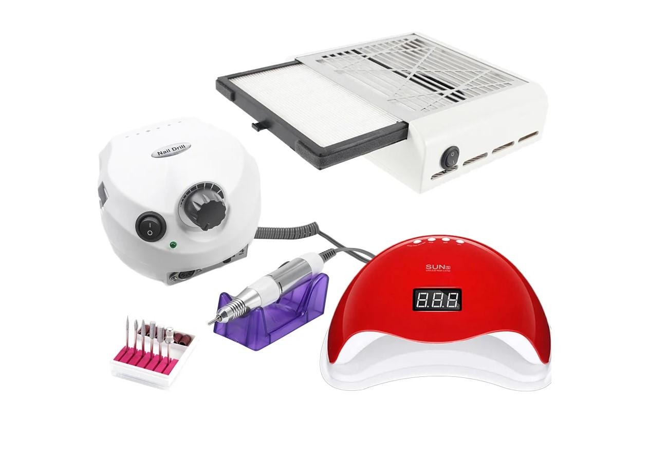Оборудование и инструменты для маникюра