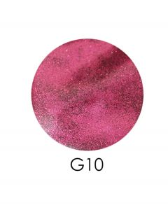 ADORE зеркальный глиттер G10, 2,5 г (малиновый)