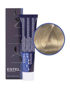 Краска для волос ESTEL De Luxe, основная палитра-10/117 Светлый блондин усиленный пепельно-коричневый