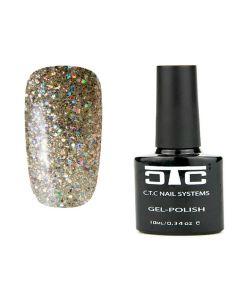 Гель-лак C.T.C nail systems Shine 11-04 10 мл.