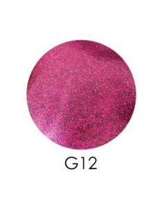 ADORE зеркальный глиттер G12, 2,5 г (фуксия)