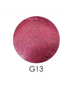 ADORE зеркальный глиттер G13, 2,5 г (розовый)