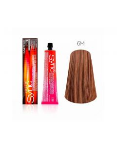 Краска для волос Matrix тон в тон Color Sync, 6M, 90мл