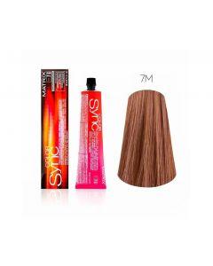Краска для волос Matrix тон в тон Color Sync, 7 M, 90мл
