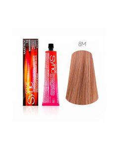 Краска для волос Matrix тон в тон Color Sync, 8M, 90мл