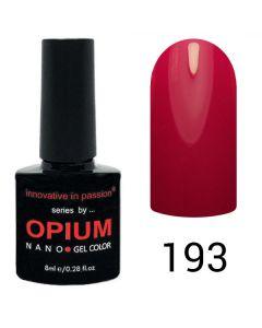 Гель лак OPIUM №193 8ml.