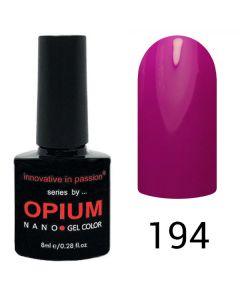 Гель лак OPIUM №194 8ml.