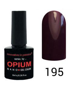 Гель лак OPIUM №195 8ml.