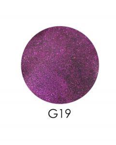 ADORE зеркальный глиттер G19, 2,5 г (фиолетовый)