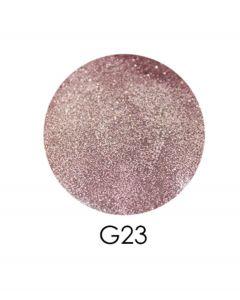 ADORE зеркальный глиттер G23, 2,5 г (бледно-сиреневый)