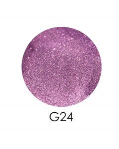 ADORE зеркальный глиттер G24, 2,5 г (сиреневый)