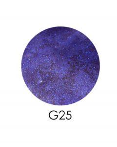 ADORE зеркальный глиттер G25, 2,5 г (сине-фиолетовый)