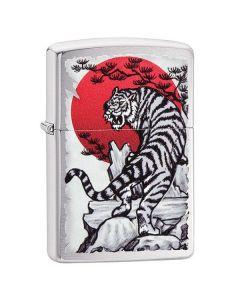 Зажигалка Zippo Asian Tiger Design 29889 Зипо Зиппо Zipo