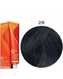 Краска для волос Londa Professional Londacolor DEMI Permanent 2/8, 60 мл