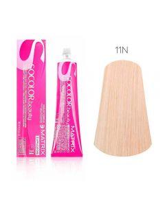 Крем-краска для волос Matrix Socolor Beauty-11N ультра светлый блондин, 90 мл