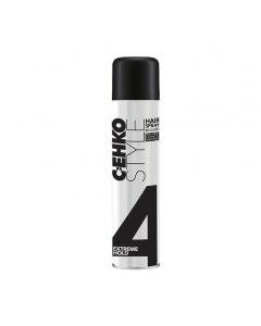 """Лак для волос C:EHKO """"Brilliant №4 """", сильная фиксация, 400 мл"""
