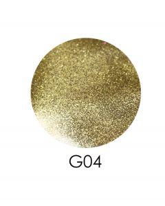 ADORE зеркальный глиттер G04, 2,5 г (золото)