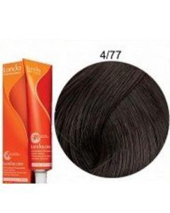 Краска для волос Londa Professional Londacolor DEMI Permanent 4/77, 60 мл