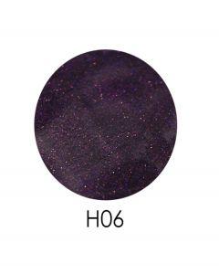 ADORE голограммный глиттер H06, 2,5 г (темно-фиолетовый, голограмма)