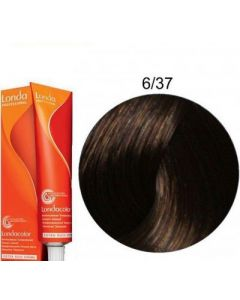 Краска для волос Londa Professional Londacolor DEMI Permanent 6/37, 60 мл