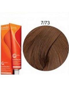 Краска для волос Londa Professional Londacolor DEMI Permanent 7/73, 60 мл