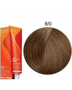 Краска для волос Londa Professional Londacolor DEMI Permanent 8/0, 60 мл