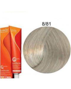 Краска для волос Londa Professional Londacolor DEMI Permanent 8/81, 60 мл