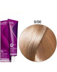Стойкая крем-краска для волос Londa Professional 9/96 сандрэ фиолетовый очень светлый блонд 60 мл