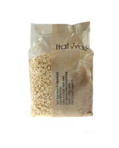 Ital Wax Воск для депиляции в гранулах Белый Шоколад 500 г.