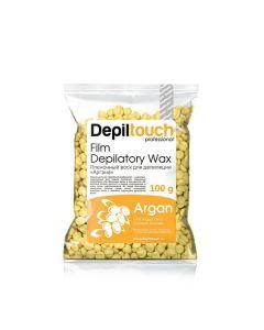DEPILTOUCH Воск пленочный для депиляции в гранулах Аргана 100 гр.