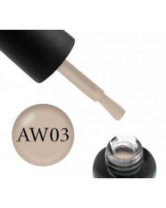 NAOMI Boho Chic Гель-лак для ногтей ВС03 A-W