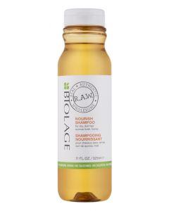 Matrix Biolage R.A.W. Nourish питательный шампунь для сухих и жестких волос
