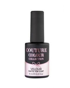 Couture Colour Matte Top Velour 9 мл.