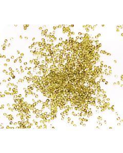 YRE Кристаллы PIXIE оливка 1,2 мм. уп. 1440 шт. пакет