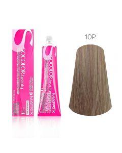 Крем-краска для волос Matrix Socolor Beauty-10P очень-очень светлый блондин жемчужный, 90 мл