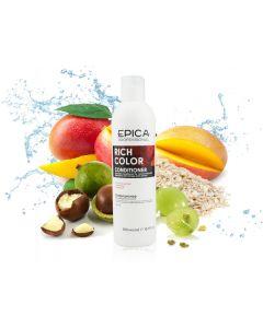 Кондиционер Epica Professional Rich Color для окрашенных волос , 300 мл