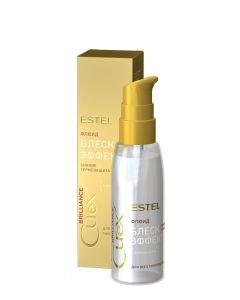ESTEL Professional Флюид-блеск CUREX BRILLIANCE c термозащитой, 100ml