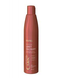 ESTEL Professional Шампунь CUREX COLOR SAVE для окрашенных волос 300 ml