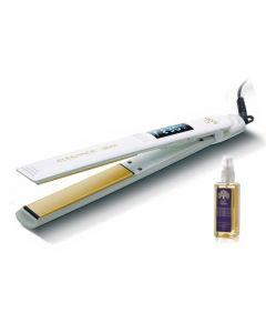 Выпрямитель для волос  GA:MA ELEGANCE DIDGITAL ARGAN (+аргановое масло)