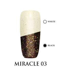 ADORE Miracle Top № 3 (розовый) 7,5 ml.