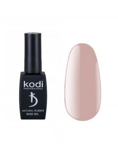 KODI Natural Rubber Base (Natural Beige), 12 ml.