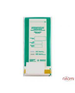Пакеты МЕДТЕСТ для паровой, воздушной, этиленоксидной, радиационной стерилизации, 100Х200