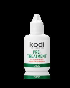 KODI Pre-treatment - обезжириватель для ресниц, 15 мл