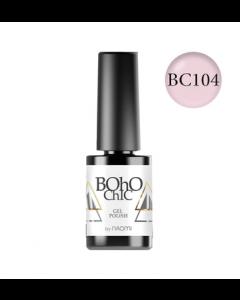 NAOMI Boho Chic Гель лак для ногтей ВС104