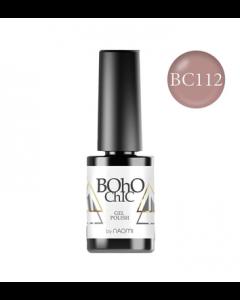 NAOMI Boho Chic Гель лак для ногтей ВС112
