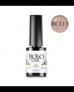 NAOMI Boho Chic Гель лак для ногтей ВС113