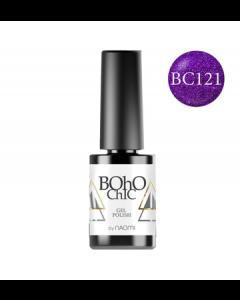 NAOMI Boho Chic Гель лак для ногтей ВС121
