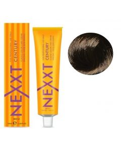 Крем-краска Nexxt Professional 4.0 шатен, 100 мл