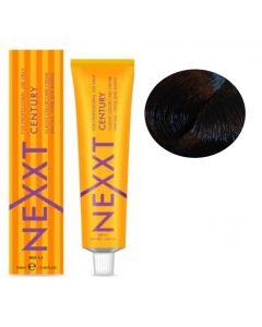 Крем-краска Nexxt Professional 4.16 шатен пепельно-фиолетовый, 100 мл