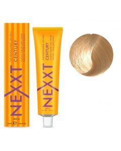 Крем-краска Nexxt Professional 10,7 светлый блондин, 100 мл